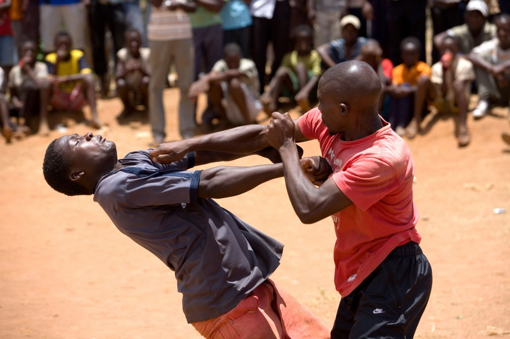 Bareknuckle fighting in South Africa7