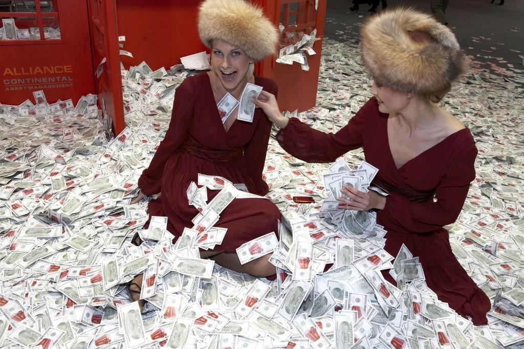 Moscow Milionaire Fair1