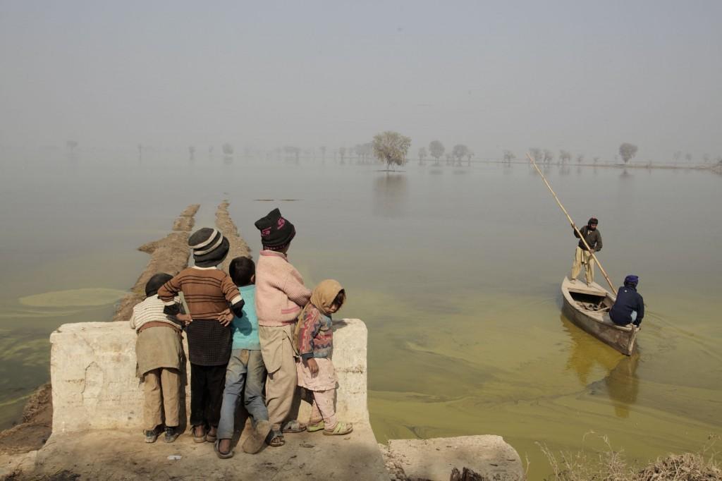 The Pakistan Floods1