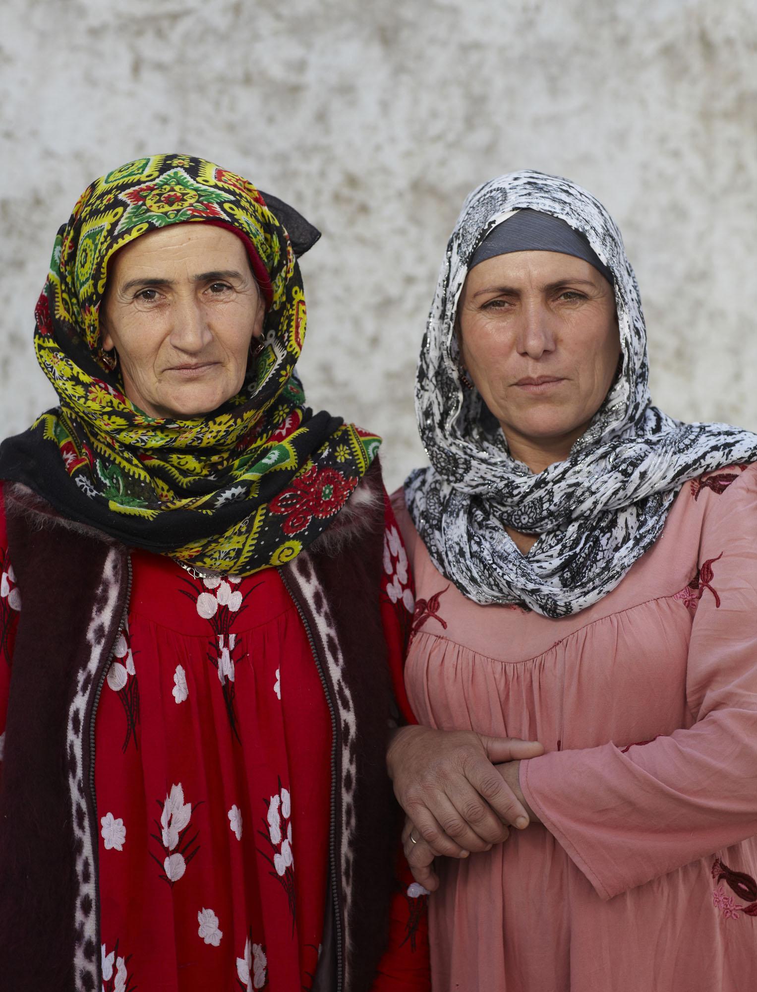 women in tajikstan