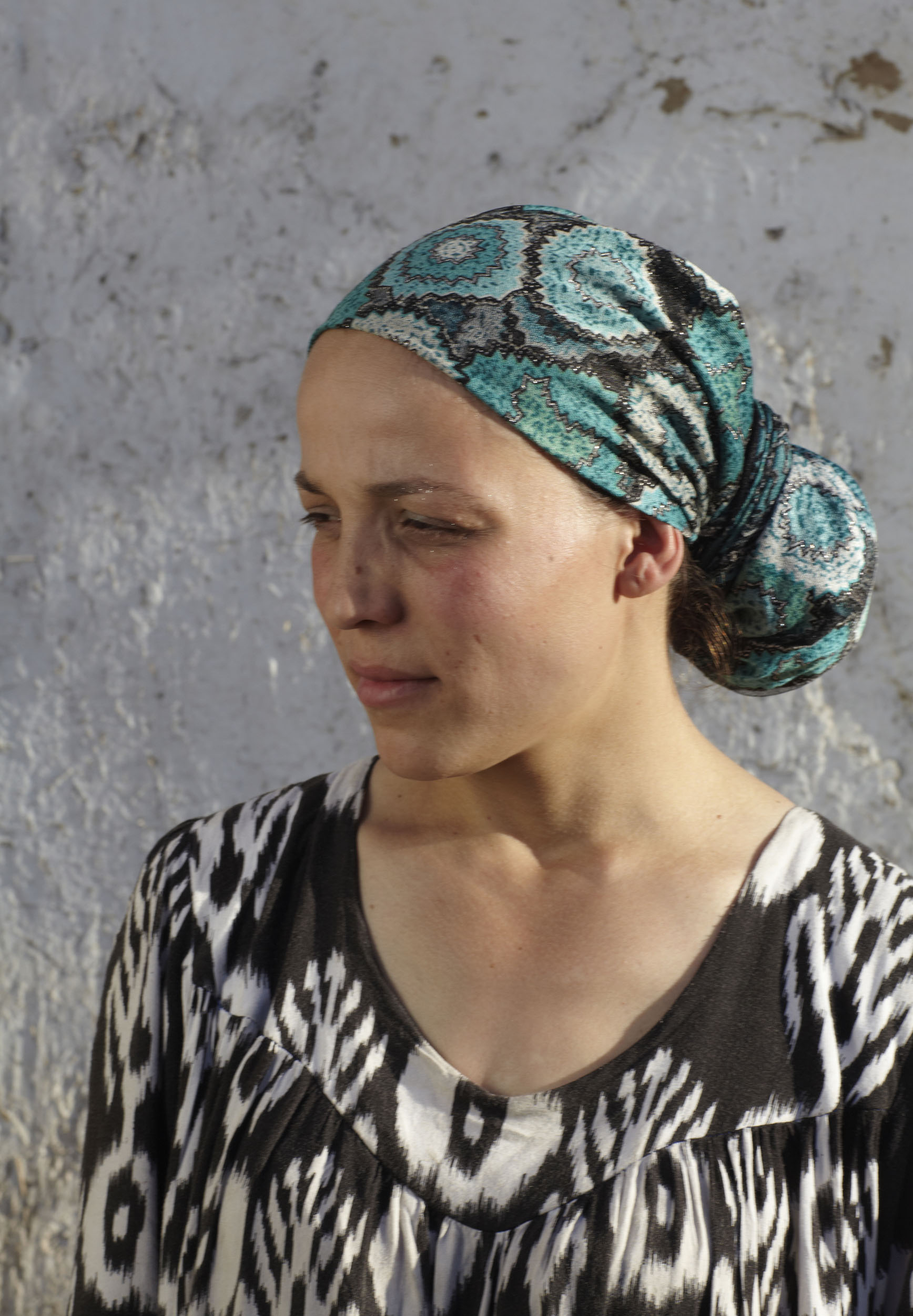 Women In Saree: Women In Tajikstan